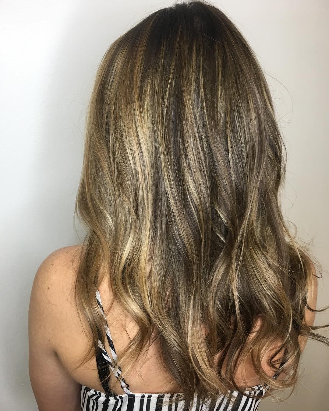 Perfect Beige Balayage For Fall Best Hair Salon Long Hair Styles Hair Salon