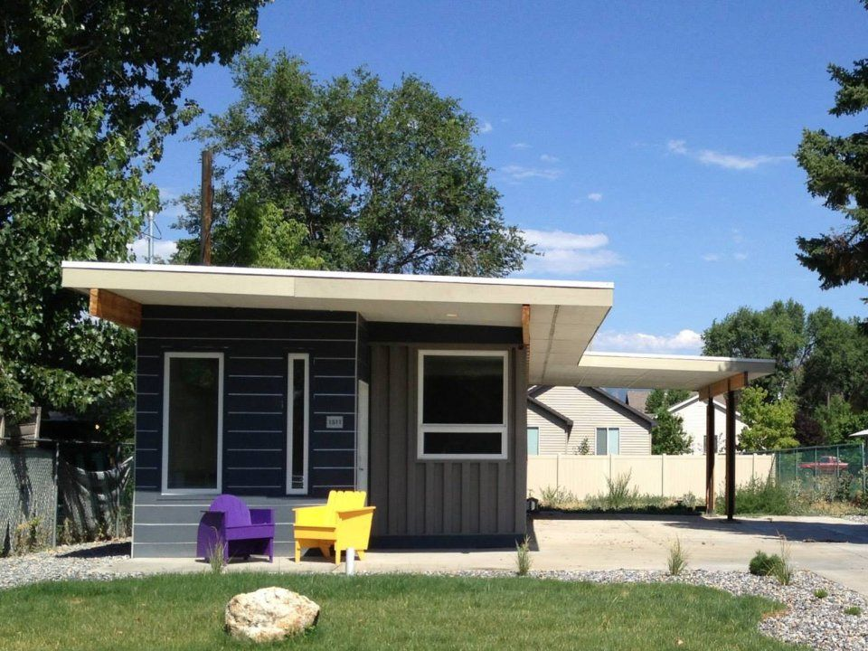 Small Container Homes You Can Build Yourself - Small Container Home ...