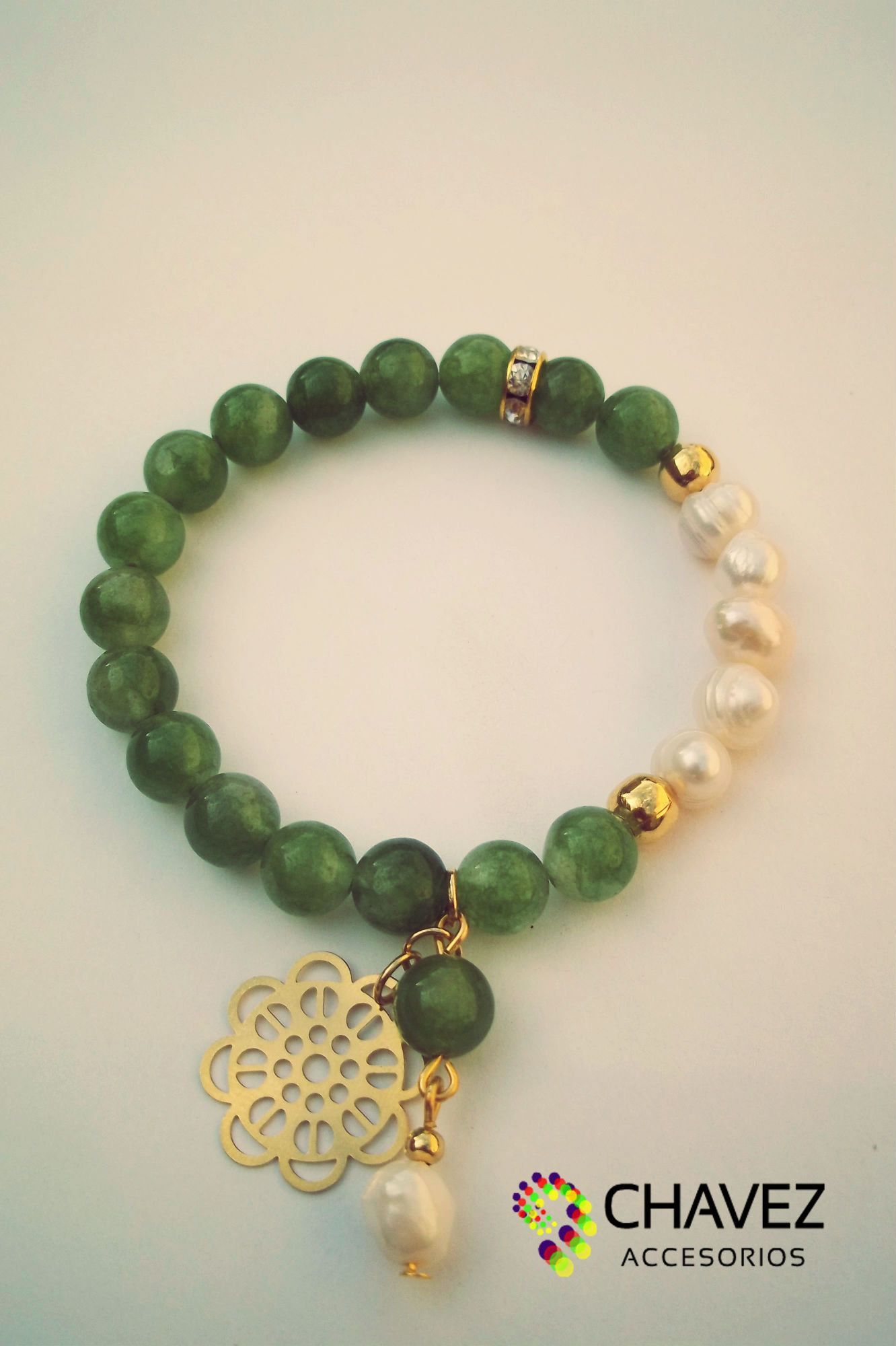 chain pin charm bracelets faceted jewelry jade bracelet skull