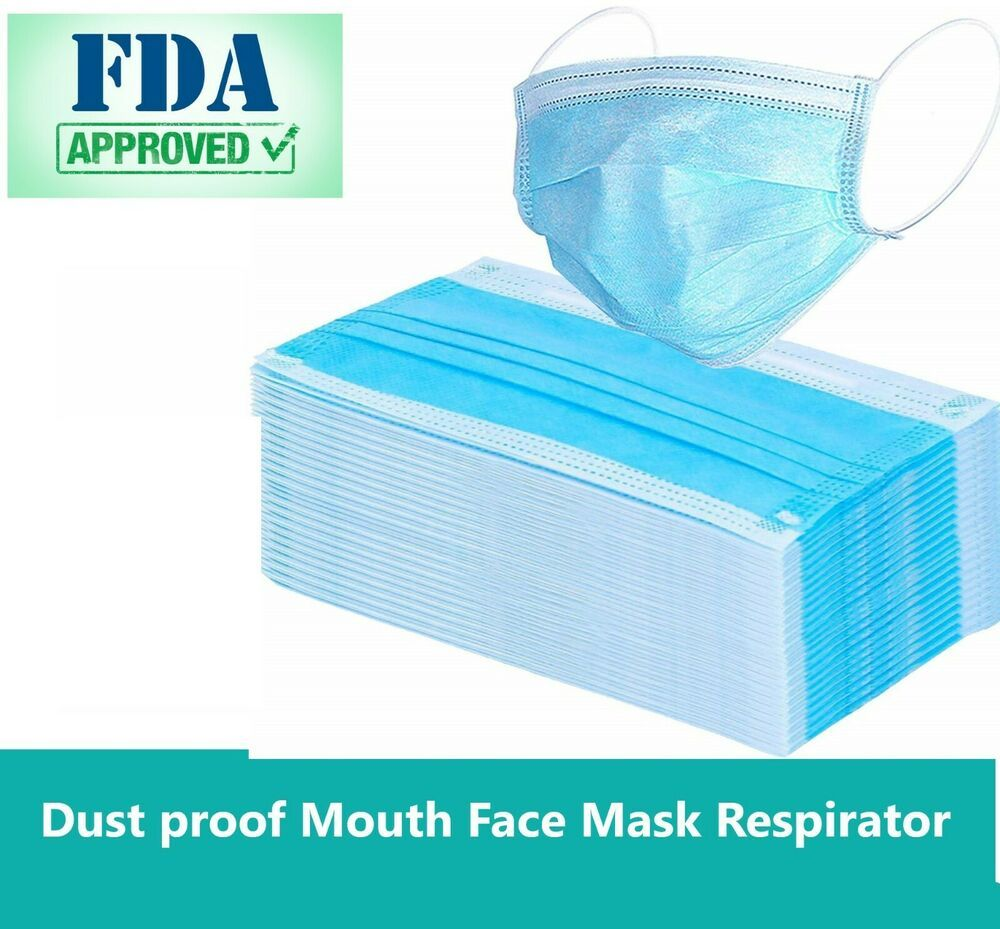 disposable respirator mask surgical