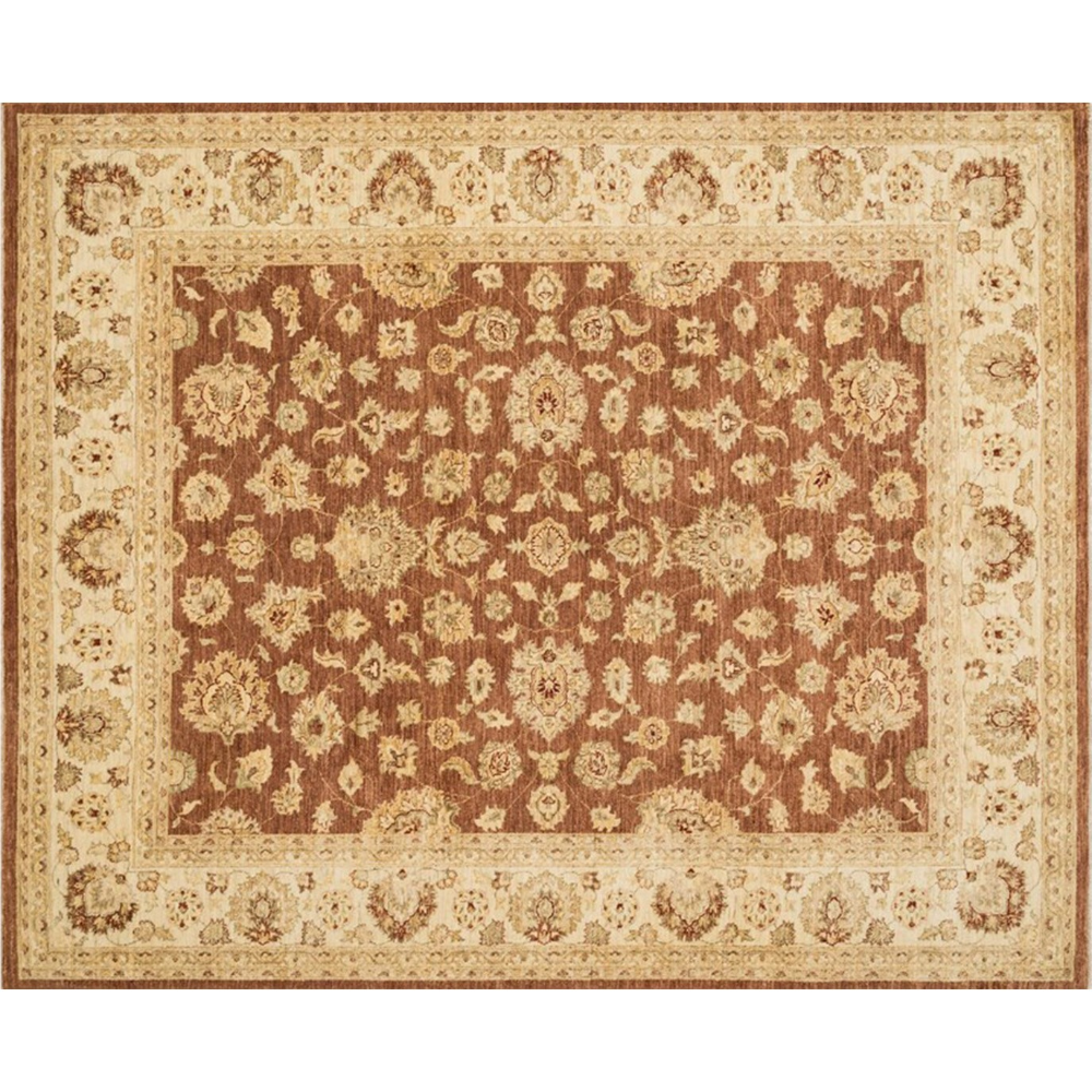 Majestic Rug Rust Ivory Rugs Hand Knotted Rugs Rugs Size