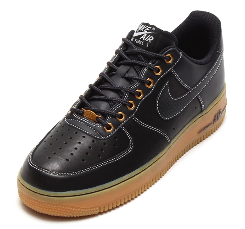 sports shoes 9dcf4 20627 Nike Air Force 1 Low Workboot Black - Available 11 14