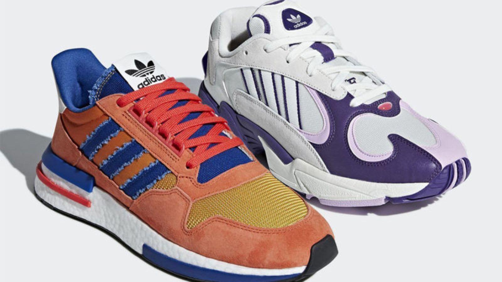 local En la madrugada Madurar  Dragon Ball ya tiene sus dos primeras zapatillas deportivas Adidas: Goku y  Frieza | Zapatos nike para niños, Zapatillas mujer nike, Zapatillas nike  para hombre