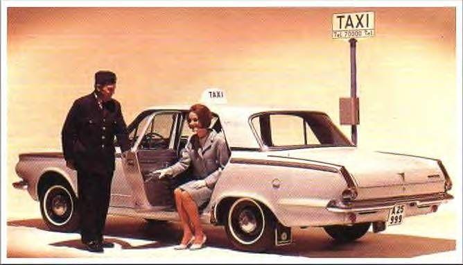 Plymouth Valiant '66
