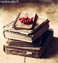 vanhoja-kirjoja