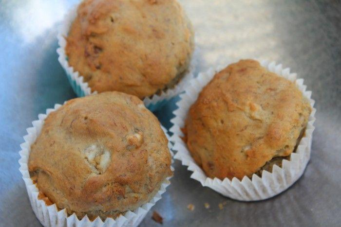 Friend-Making Banana Muffins Recipe