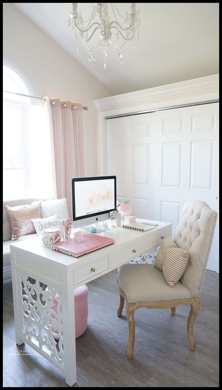 Home Office How To Set Up Your Own Home Office Homeoffice  ~ Escritorio No Quarto Feminino E Porta Para Quarto Moderna