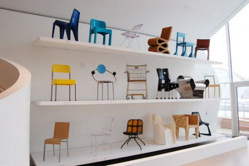 Vitra Haus  The Ultimate Modern Furniture Showroom Weil am Rhein - Haus Modern
