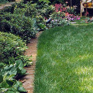 Garden Bed Edging Ideas Outdoor Gardens Patio Garden Landscape Edging