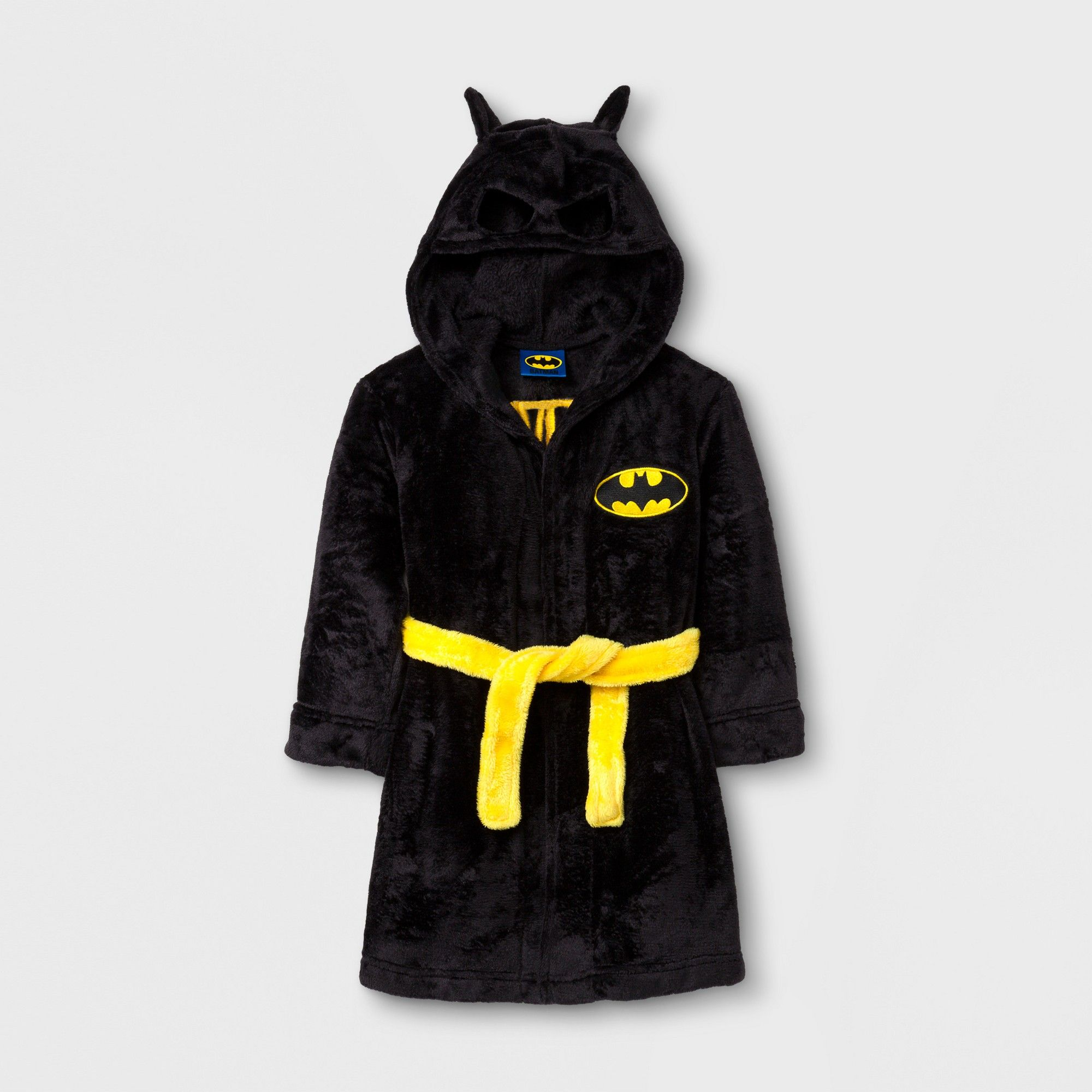 Toddler Boys\' DC Comics Batman Robe - Black 2T | Products ...