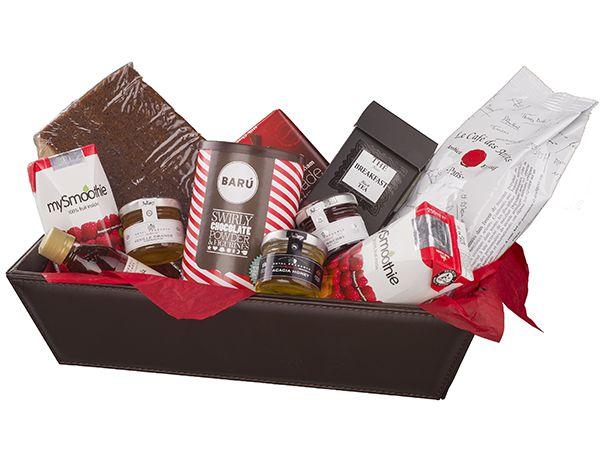 greece Gift Baskets - Hello Morning! Breakfast Hamper Gift Baskets Uk, Valentine Gift Baskets