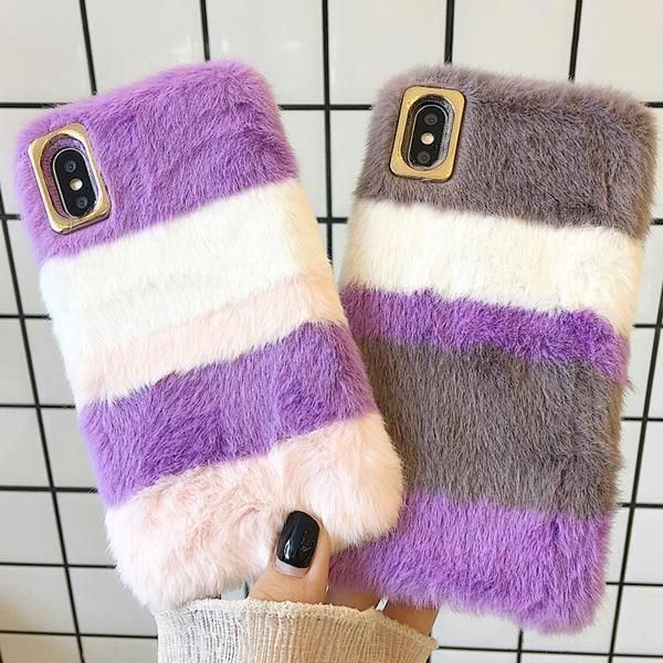 iPhone XR Fluffy Luxury Case #iPhone8 | Iphones for sale ...