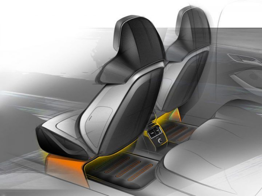 SINTEC's SeatBridge seat mounting system awarded Italian Patent  #TechnologyNews #Automotive #patents #CarDesign #CarInteriors #AutomotiveInteriors #CarBodyDesign #Future #CarInterior #Patent #CarTech #Design #DesignNews #Engineering #Innovation #carseat #car #seat #sketch