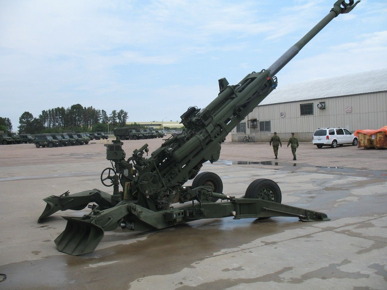 India to buy howitzers worth $737m from US