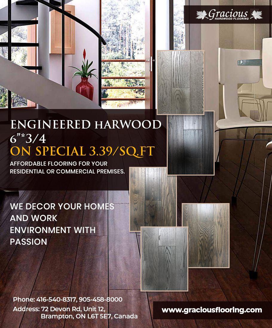 Hardwood Flooring Suppliers and Installation in Toronto