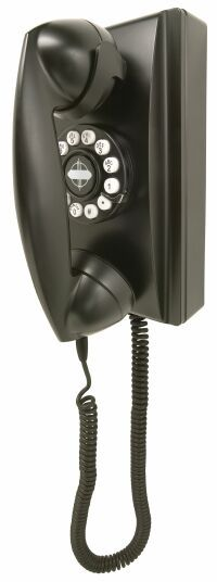 Classic 1950's Wall Phone #wallphone