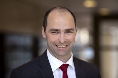 Håkan Folin, ny ekonomi- och finansdirektör