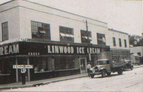 linwood ice cream company 3100 oak 1940 kansas city missouri city pictures american cities linwood ice cream company 3100 oak