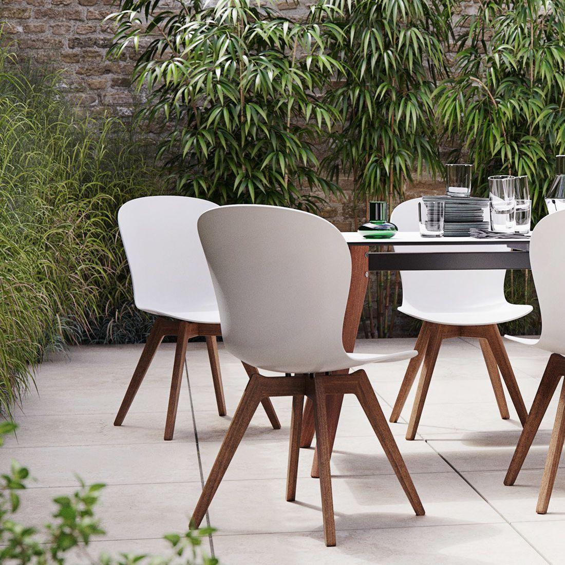 Statement Möbel   Adelaide Lounge Stuhl für den Innen  und Außenbereich geeignet   Lounge ...