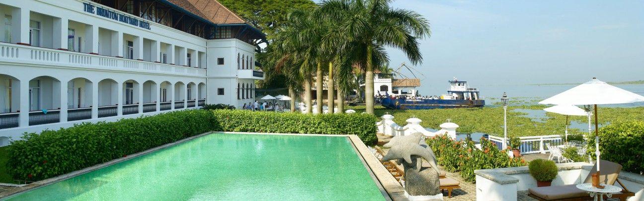 Brunton Boatyard, Kerala, India Places, Unique hotels