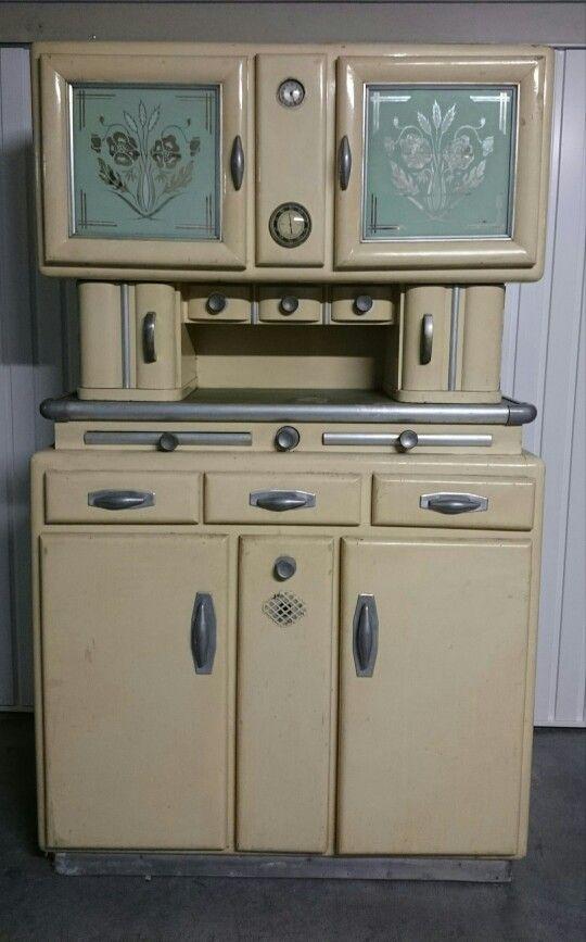 Buffet Mado (en attendant d\'être rénové) | Vintage 50er, 60er ...