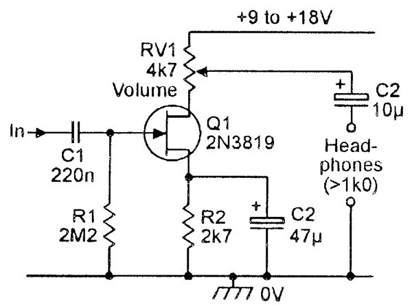 emitterfollower circuits