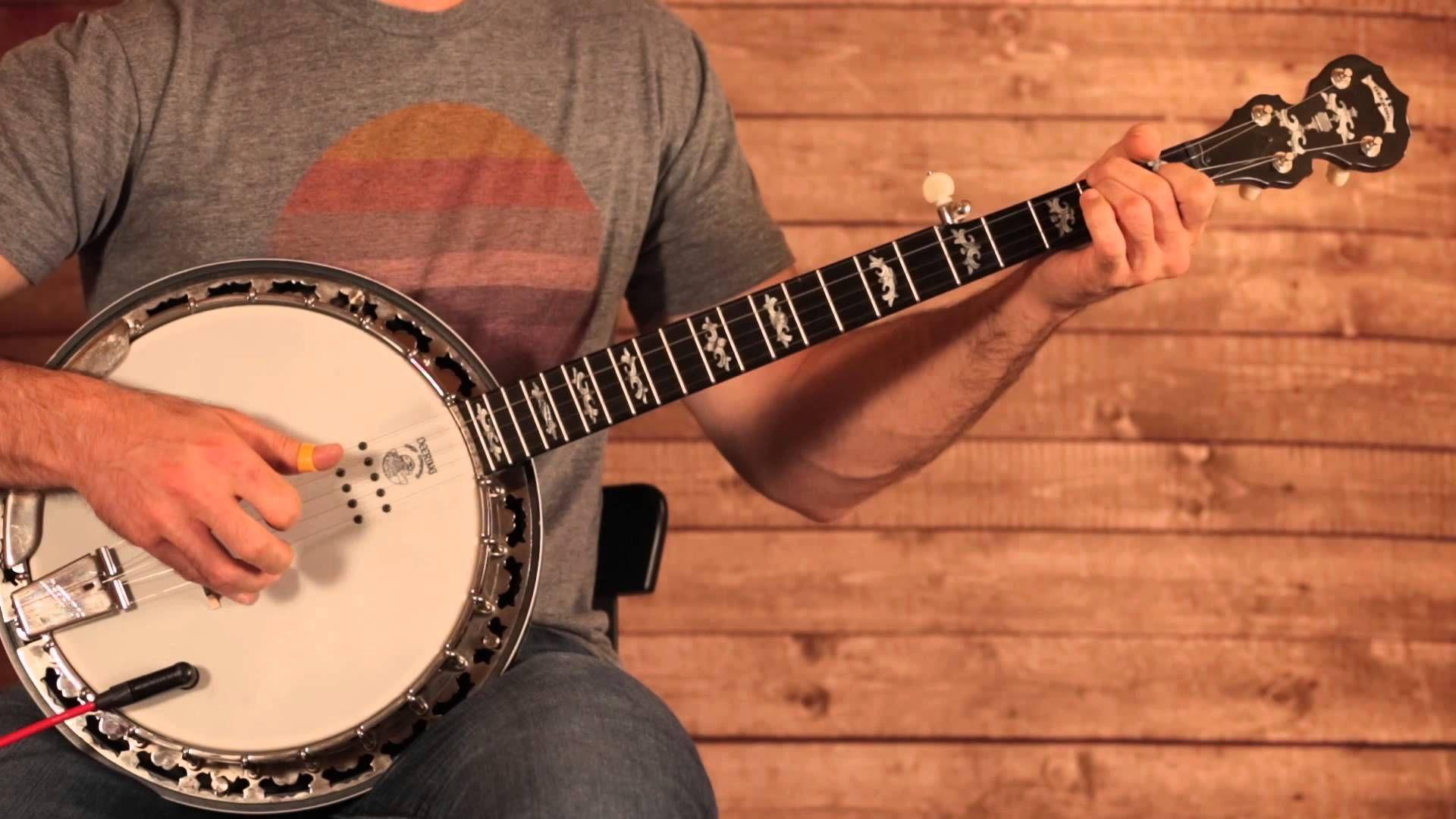 Lynyrd skynyrd sweet home alabama banjo lesson with tab