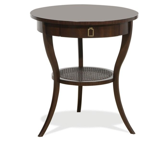 Cheap Furniture Brands: Vanguard Furniture: C304L-ES Miranda Lamp Table