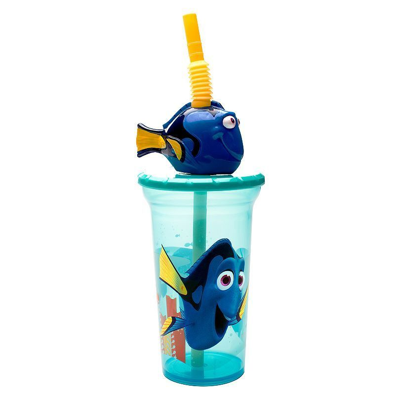 76b39bd044 Disney / Pixar Finding Dory 15-oz. Straw Tumbler by Zak Designs, Multicolor