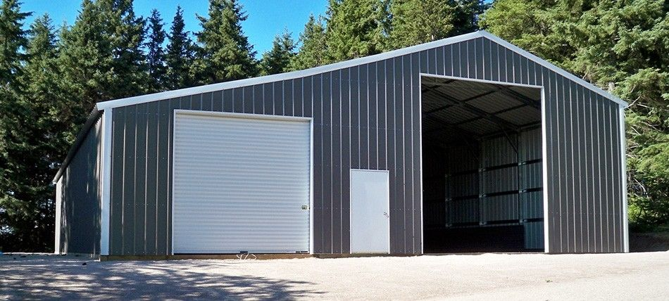 Pin By American Steel Carports Inc On Designed To Protect You Steel Buildings Leanto Steel Carports