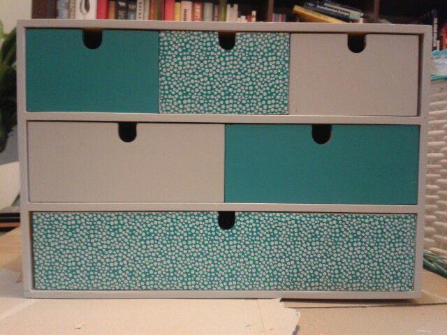 Papierle Ikea moppe ikea met verf en papier hema organizadores