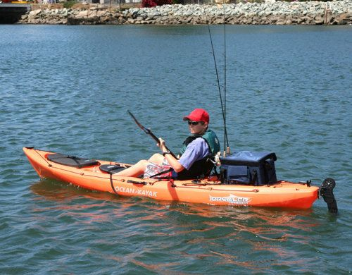 When i find a job this is what my first paycheck is going for Fly fishing kayak