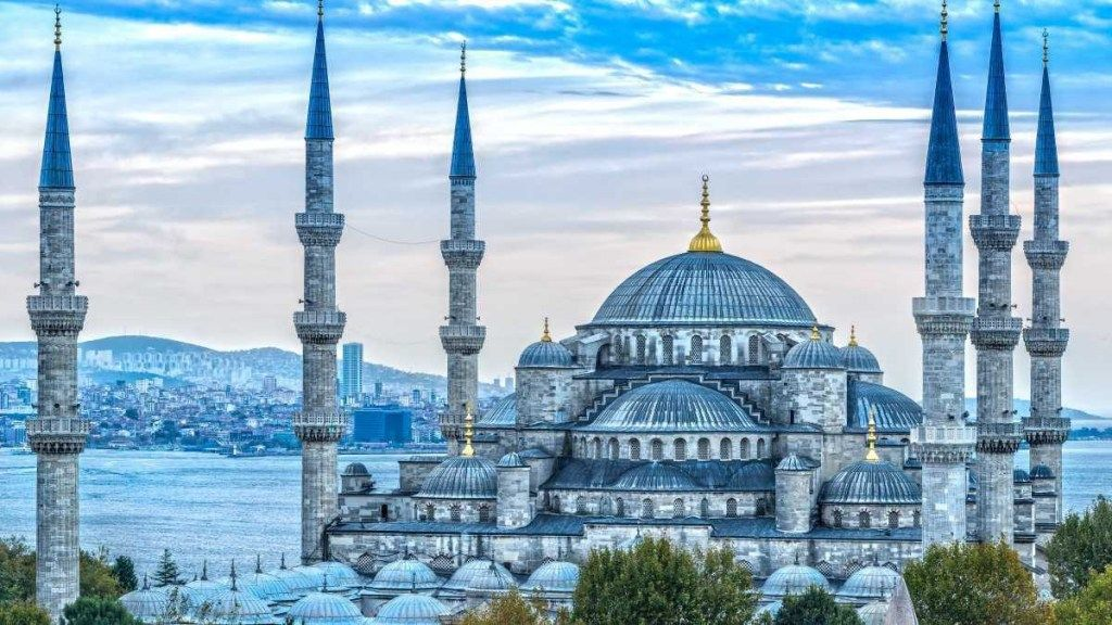 جامع السلطان أحمد Blue Mosque Istanbul Blue Mosque Turkey Beautiful Mosques