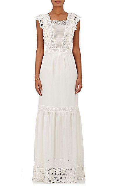 74123696da We Adore  The Amelie Silk Maxi Dress from Ulla Johnson at Barneys New York