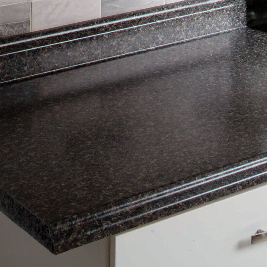 Belanger Fine Laminate Countertops 7 5 In W X 28 In H X 0 75 In D Labrador Granite Etchings Laminate Kitchen Countertop End Cap Lowes Com Laminate Kitchen Kitchen Countertops Formica