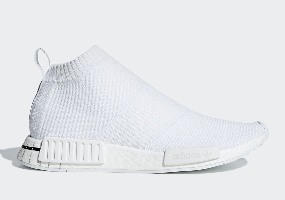 propietario Avenida Señal  adidas NMD City Sock Timeline White BD7732   SneakerNews.com   Nmd city sock,  Adidas nmd, Adidas