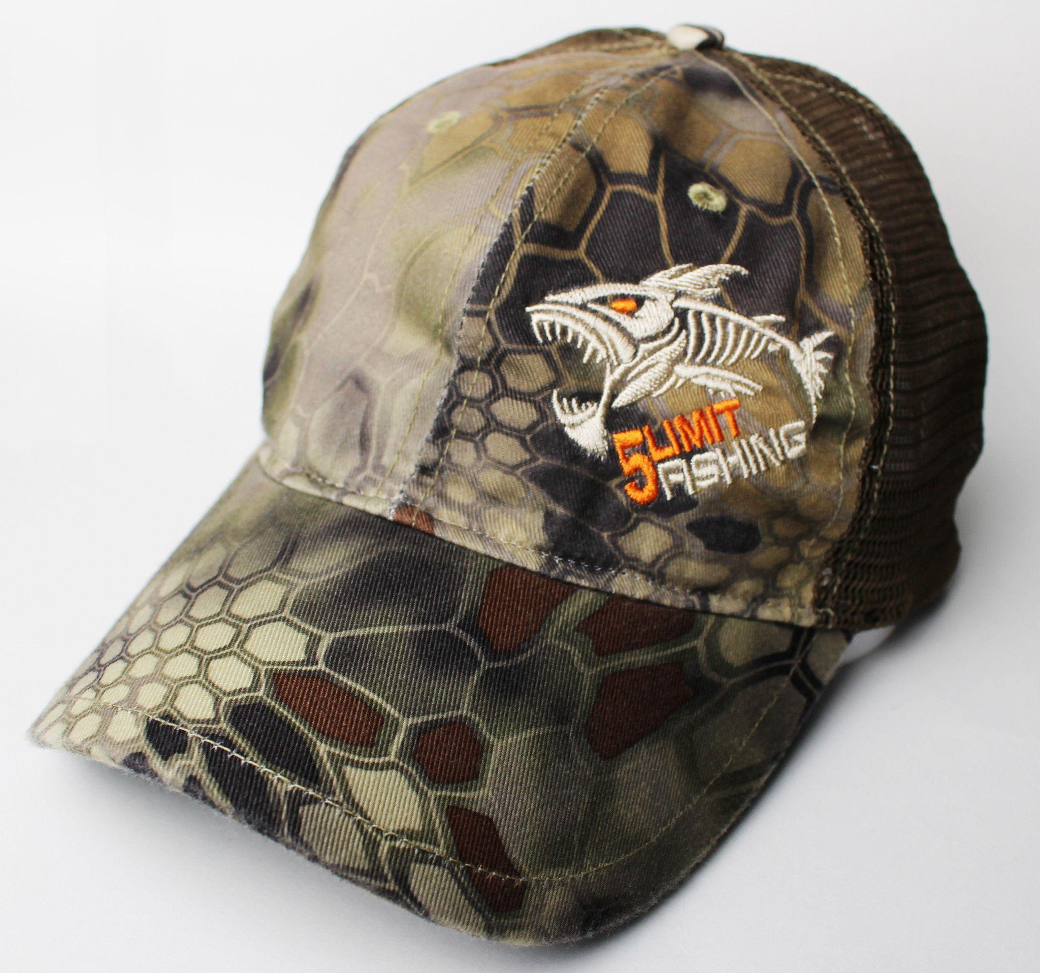 999e013e6ca Highlander Kryptek Camo Hat
