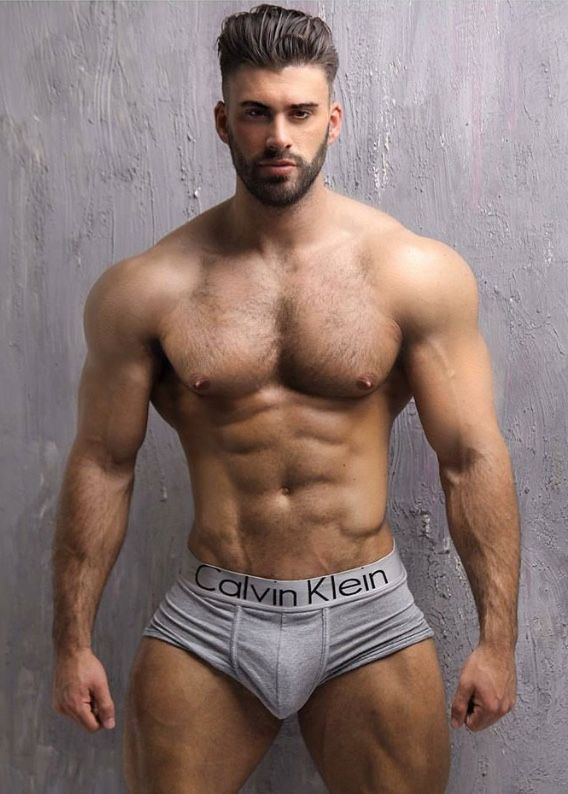 Hot muscle hunks