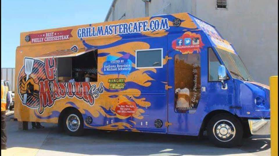 food trucks miami for sale