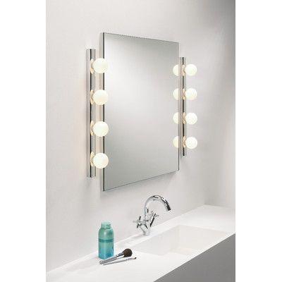 Astro Lighting Cabaret Wall Light Dressing Room Mirror
