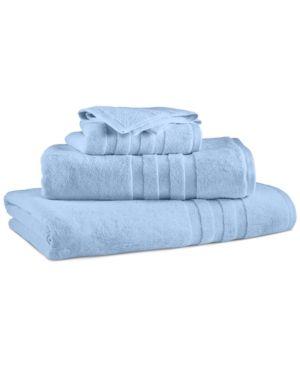 Ralph Lauren Palmer 58 X 30 Bath Towel Estate Blue Towel