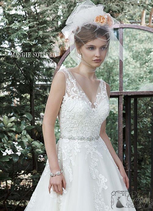 mary-3 | Maggie sottero wedding dresses, Wedding dress