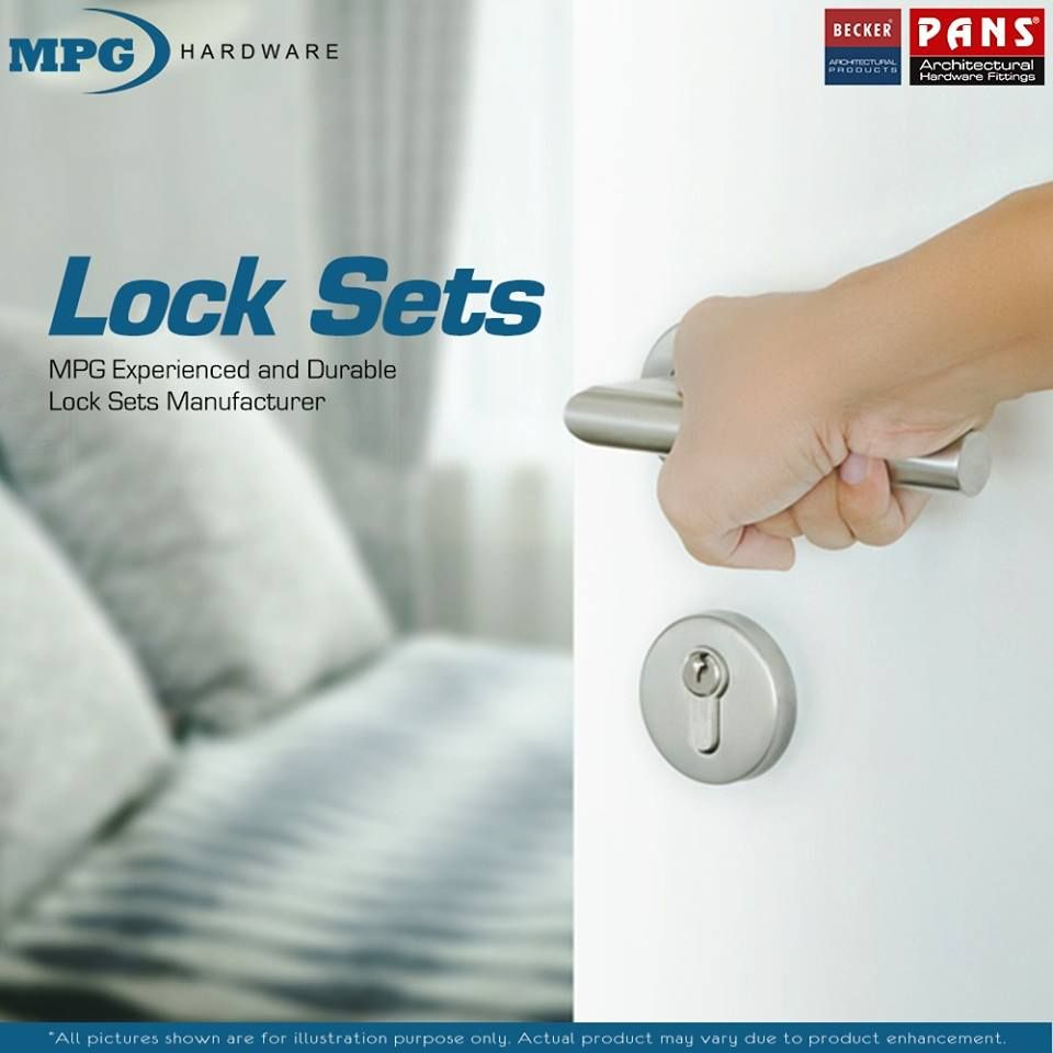 Lock Sets MPG Experienced and Durable Lock Sets Manufacturer ...