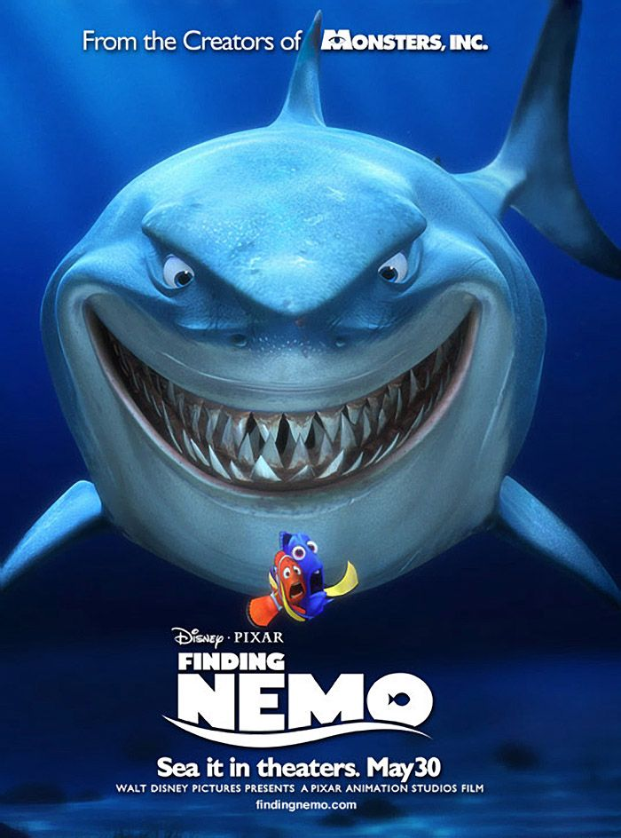 Finding Nemo S 2003 2 15 14 A Virtually Perfect Film The Characters The Story The Emotions The Humor Everything As Near Perfec Nemo Movie Finding Nemo Movie Pixar Movies
