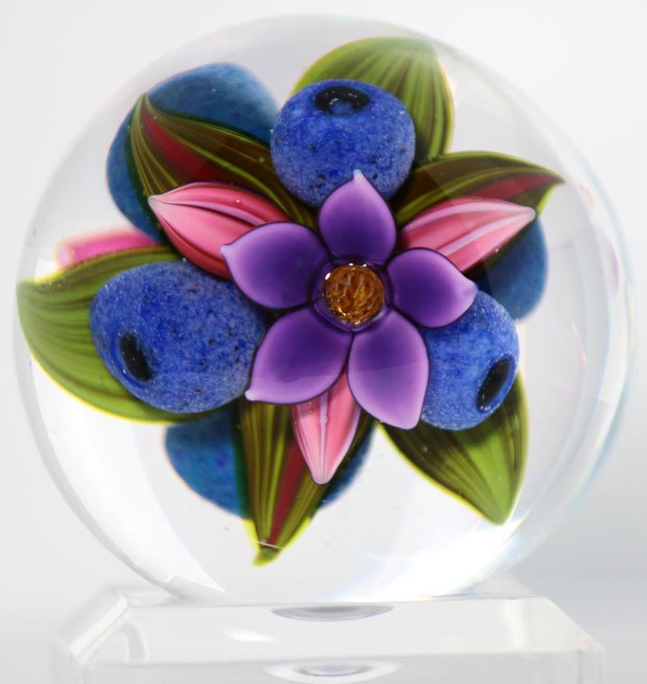Colin Richardson ~ Blueberry Triquetra