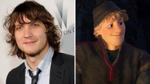 OUAT casted Kristoff and Anna!!