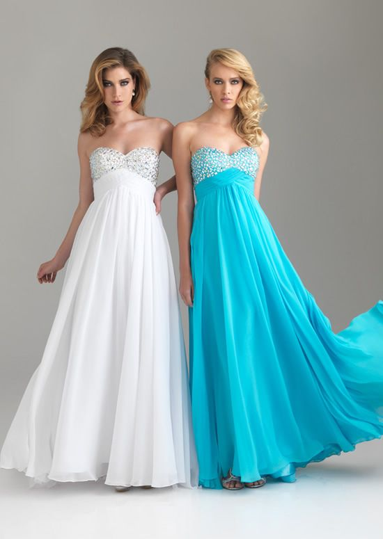 Cheap 2014 Long Sparkly Sequin Mint Green Chiffon Bridesmaid Dresses