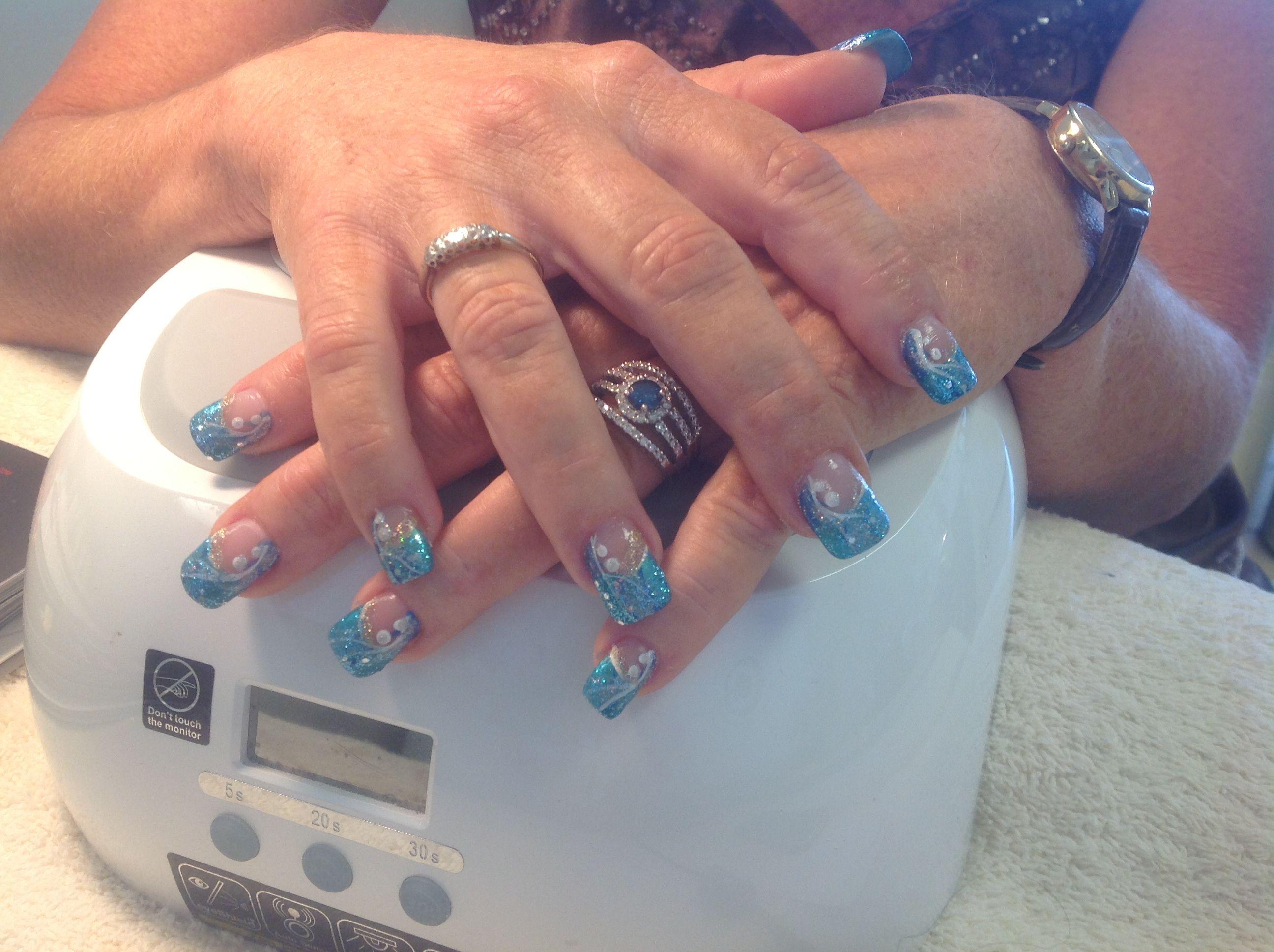 Luxury Kelly Nails Festooning - Nail Art Design Ideas ...