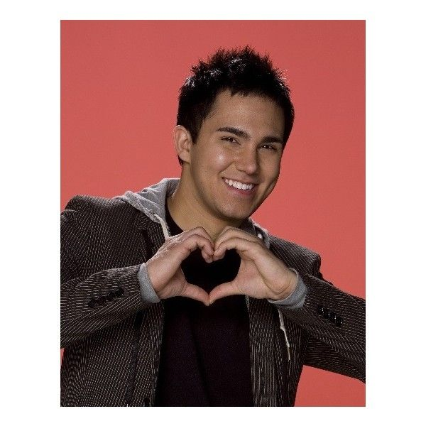 Happy Belated 21st Birthday Carlos Pena! | BOP and Tiger Beat ❤ liked on Polyvore