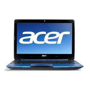 #7: Acer Aspire One AO722-0667 11.6-Inch HD Netbook (Blue)